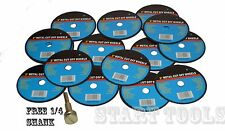 "(50) 3"" x 1/32"" Cut Off Wheels 3/8"" Arbor Fits Dewalt Angle Grinder & Drill NEW"