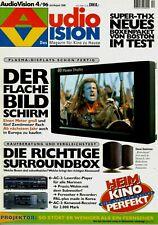 Film-Zeitschrift # Home Entertainment # AudioVision # Heft 04/1996 # Juli-August