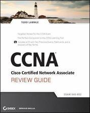CCNA Cisco Certified Network Associate Review Guide, includes CD: Exam 640-802
