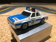 Afx Aurora 1979 Police Car Magnatraction Ho Slot Car