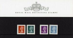 GB Stamps 2009 High Value Definitives Presentation Pack #83