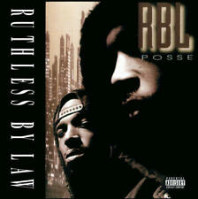 RBL Posse - Ruthless By Law 2LP REISSUE NEW San Francisco gangsta rap [PA]