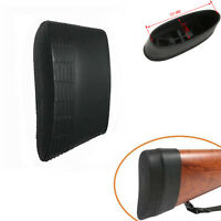 Universal Slip On Rubber Recoil Pad Black Rifle Shotgun Hunting forget Limbsaver