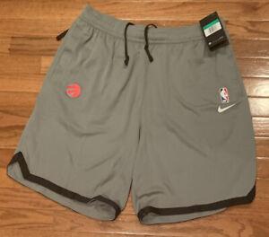 Men's Nike Dry Toronto Raptors Spotlight Shorts AV1823-002 NWT XL