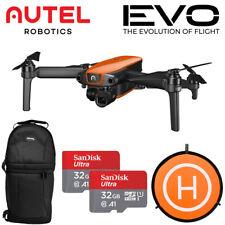 Autel Robotics EVO Drone ACTION BUNDLE with 2x 32GB, Sling Bag and Landing Pad