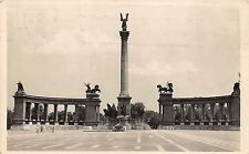 B36205 Budapest Millenium Column with the memorial to the Unknow soldier hungary