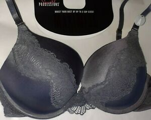 MAXIMISE YOUR ASSETS TRIPLE THICK-BOOB JOB SUPERBOOST + 2 SIZES BOMBSHELL BRA