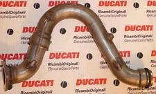 2003-2006 Ducati all 749 999 57110722B + 57110752B both vertical exhaust pipes