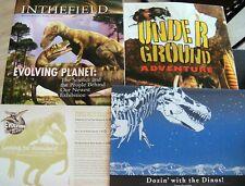 Dinosaurs Tyrannosaurus Rex T Rex Sue Field Museum Press Kit Underground Bugs