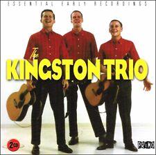 KINGSTON TRIO  * 40 Greatest Hits * NEW 2-CD Boxset * All Original Songs * NEW