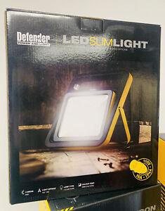 Defender E206014 Slimline LED Floodlight, 110V 50W