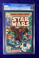 Star Wars #3 (1977) CGC 4.0, White Pages Rare 35 CENT PRICE VARIANT .35
