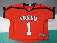 Virginia Cavaliers Nike Lacrosse Jersey Adult Large #1