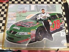 BOBBY LABONTE 11x14 PHOTO IMAGE 2000 CHAMPIONSHIP IN ACRYLIC 2 SIDED HOLDER BY 2