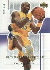 Cartes de basketball Upper Deck Karl Malone