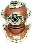 Antique Boston Diving Scuba SCA Divers US Navy Mark V Marine Divers Deep Helmets