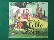 Perrault PELLE D'ASINO , Ed. Gino Conte ROSA D'ORO/61 (SD) Libro ill.Galbiati