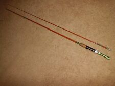 "Vintage Wright & McGill ""Denco"" No. 8A 8-1/2' Fly/Spin Rod made in USA- Line WF7"