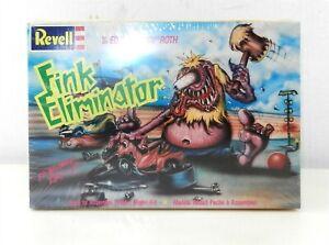 "1990 Revell #6196 Ed ""BIG DADDY"" Roth FINK ELIMINATOR Model Kit - Skill 2 ~ T721"