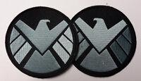 Avengers/Agents of SHIELD Pilot Shoulder Patch Set of 2 (ASPA-011-Set)