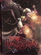 THE EYES OF BAYONETTA OFFICIAL HARDBACK ART BOOK