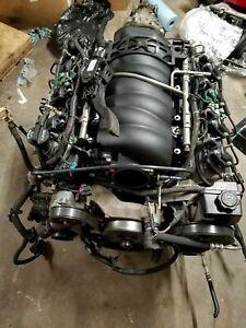 Camaro 6.2 TR6060 Complete Engine Camaro SS LS3 6 speed Gearbox ecu pullout