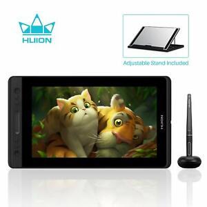 NEW Huion KAMVAS PRO 13 Graphics Drawing Tablet Battery-free Pen 13.3'' GT-133