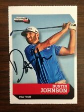 2016 DUSTIN JOHNSON SPORTS ILLUSTRATED FOR KIDS AUTOGRAPH SIGNED CARD AUTO