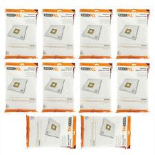 100 Sacchetti Aspirapolvere bxl-51552 Nilfisk GM/King basicXL mikroflies > UVP 6...