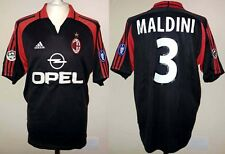 MAGLIA AC MILAN ADIDAS 2000-01 MALDINI SHIRT TRIKOT JERSEY CAMISA VINTAGE CALCIO