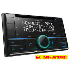 KENWOOD 2-din DAB +/Alexa/USB AUTO radioset per OPEL ASTRA H & Antara