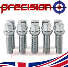 Extended Wheel Nuts Bolts for 15mm Spacers Seat with Genuine Wheels