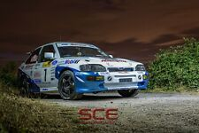 Escort RS2000 Ex-Championship hill climb car.