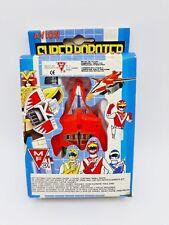 jouet vintage avion super roboter - jet avion lead robot 1 boxed