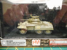 Hobbymaster - 1/72 Scale US M8 Light Armored Car, 2nd Armored Division, 1944