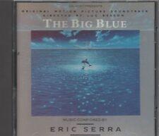 THE BIG BLUE CD ERIC SERRA OST SOUNDTRACK CLASSIC 1988 ex cond.