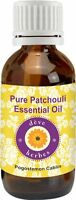 Pure Patchouli Essential Oil Pogostemon cablin 100% Natural by deve herbes