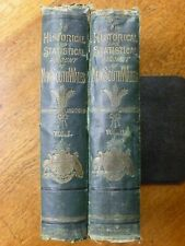 An Historical & Statistical Account of New South Wales - 1875 ed. 2 volumes