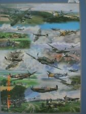"""1000 Piece Jigsaw """"BATTLE FOR THE SKIES"""" Gibson Puzzles"""