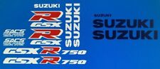 SUZUKI GSXR750 GSXR750M RESTORATION DECAL SET 1991