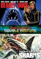 Deadly Jaws + Night of the Sharks DVD double bill Retrovision Entertainment