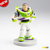 Disney Authentic Buzz Lightyear Figure Cake Topper From Toy Story 4 Figurine Set