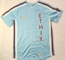 Ethik Philly's Spring Training Phillies Baseball Jersey Retail $65 Sz Small