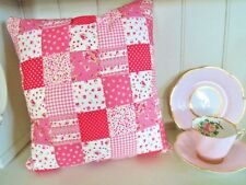Patchwork Quilting Kit Complete Cushion Craft Kit Easy & Gorgeous 100% Cotton!