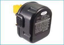 12.0v Batteria per DeWalt dw907z dw912 dw915 FLASH LIGHT 152250-27 Premium Cella