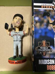 Madison Bumgarner 2014 San Francisco Giants World Series Champions Bobblehead