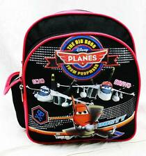 "NWT Planes 10"" Mini Backpack School Bag for Toddlers by Cars Series Disney"