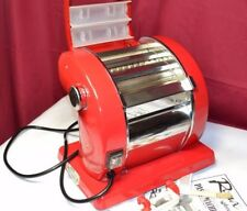 Weston Roma Deluxe Electric Pasta Machine 9 adjustable Thickness - Needs Service