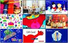 3x WALMART TIM HORTON TOYSRUS IKEA 3 FOR $2.95 COLLECTIBLE GIFT CARD LOT U PICK For Sale