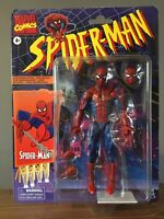 Hasbro Marvel Legends Retro Spider-Man 6-inch Action Figure